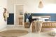 Bergamo Bed Coastal Interior - £349.99