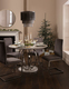 Savoy Marble Table - Christmas - £349.99