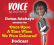 The Voice presents a new podcast