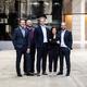 ZIVVER UK team & CEO Rick Goud (centre)