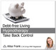 Debt-free Living hypnosis by Ailsa Frank