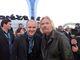 Jono Grant and Richard Branson
