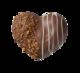 Nutty Chocolatta Heart RRP: £2.20