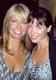 Dannii Minogue and Deborah Mitchell