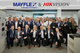 Mayflex and Hikvision Sales Teams