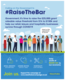 Raise the Bar Campaign