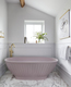 Pink Casini Bath