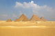 The Ancient Pyramids of Giza, Egypt