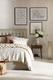 Lexington Oatmeal Fabric Ottoman Bed