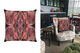 Blend celestial cushions + floral prints