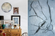 Carefully curated objet + eclectic art