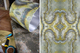 Sacred Geometry Golden Jade lampshade