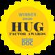 Hug Factor Award