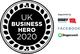 UK Business Hero linear logo