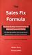 Sales Fix Formula Front Cover