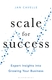 Scale for Success - Book Image