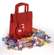 Red IT Bag Hamper (Love Hearts)