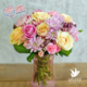 Thank You Day bouquet Eflorist