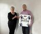Juliet and Greg Dunn of Evo Supplies