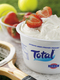 Strawberries and TOTAL Greek Yoghurt
