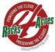 Racks 4 Acres Campaign Logo