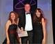 Richard Luff of Stingray Accepts Award