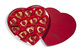 12 Red Roses Cookies