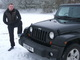 Mike and his Sponsored Jeep Wrangler
