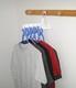 Aisen's Foldable 5 Hook Travel Hanger