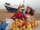 Kate and Wills Great British Seaside