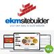 ekmSiteBuilder.com - new and improved