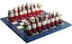 Diamond Jubilee chess set