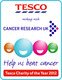 TGE supports Cancer Research UK