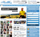 CyclingBuddy Home page
