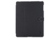 toffee slim folio black front