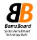 BamsBoard, Social Recruitment Technology
