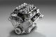The specially designed Zytek engine