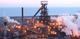 No 4 Blast Furnace at Port Talbot