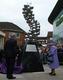 Queens Diamond Jubilee Sculpture