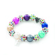 Girls/Ladies Rainbow Crystal Bracelet