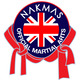NAKMAS Logo - Registered Trademark