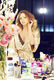 Kimberley Walsh Ready to Glow
