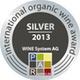 International Silver Medal Award
