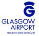 Glasgow Airport's new logo