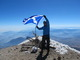 Ricky on the summit of Pico de Orizaba