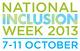 National Inclusion Week logo