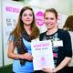 Beauty Awards certificate presentation