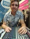 OneDirection tour engineer David Martell