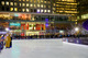 ice rink canary wharf conga attempt