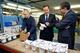 David Cameron at Vent-Axia